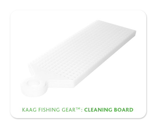 Fish cleaning board products kaag fishing gear for Fish cleaning board